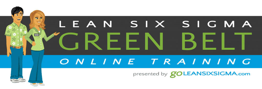 Online Lean Six Sigma Green Belt Training