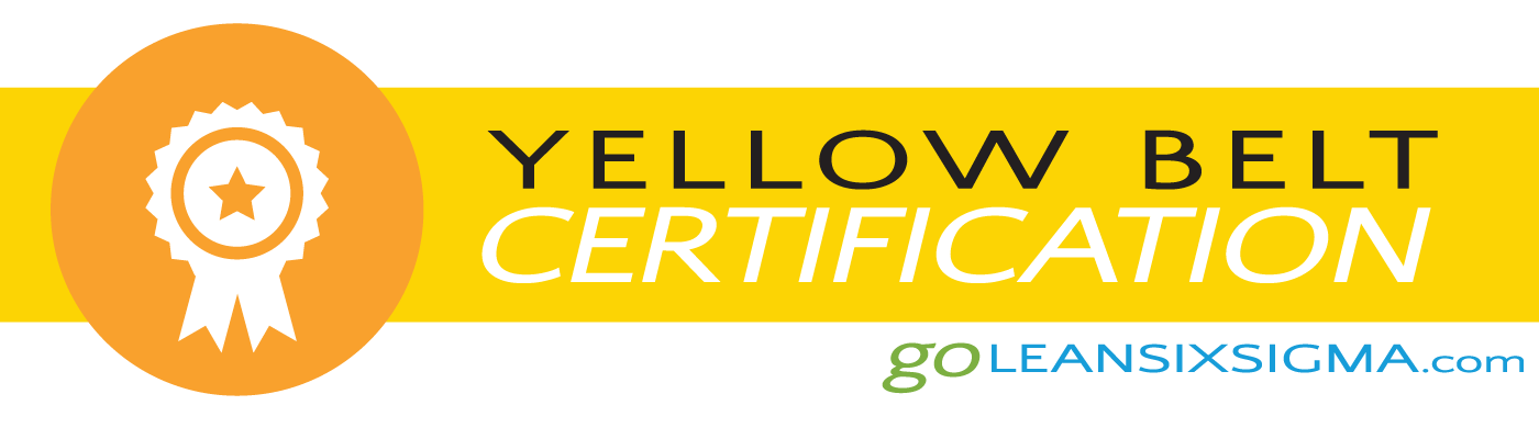 Six Sigma Resume Format Lean Six Sigma Yellow Belt Certification
