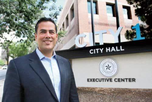 El Paso City Manager